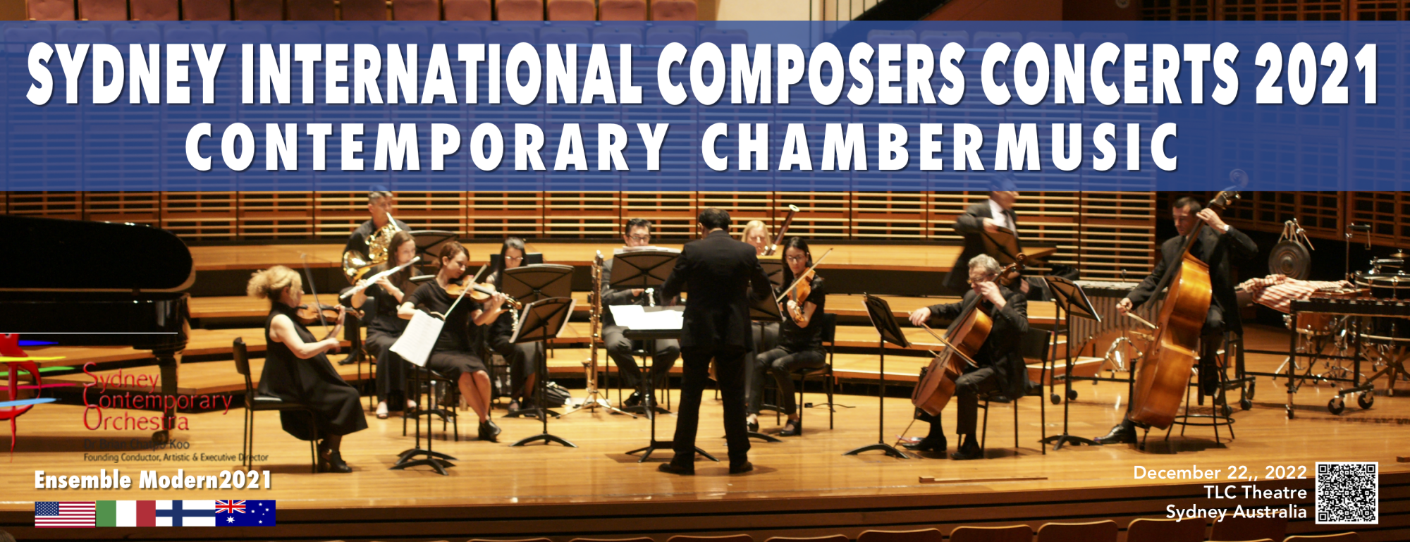 Contemporary Chamber Music 2022 (SCOC No.15)